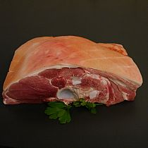 view FREE RANGE SHOULDER OF PORK JOINT (each) details