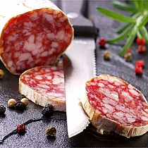 view FELINO SALAMI (sold per 100 grams) details