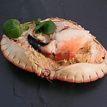 view FRESH DRESSED CRAB (sold each) details