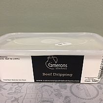 view BEEF DRIPPING TUB (500grams) details