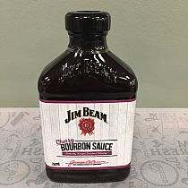 view JIM BEAM BOURBON SAUCE (cherry) details